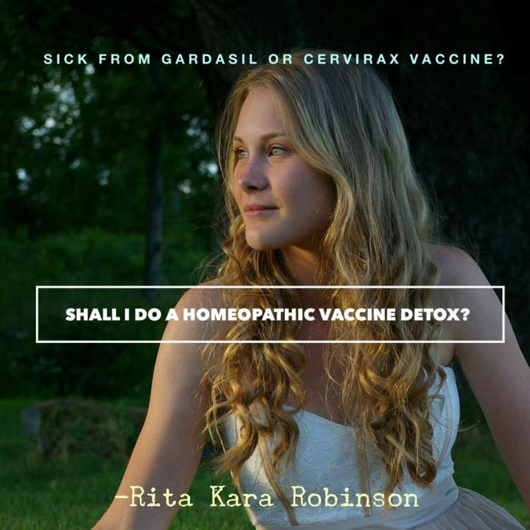 HPV Gardasil Cervirax vaccine injury