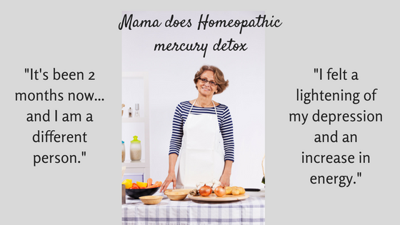 mercury detox homeopathy